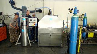 Zakłąd produkcyjny: Aparat (młynek + konsza) do przygotowania pasty szczepiającej
